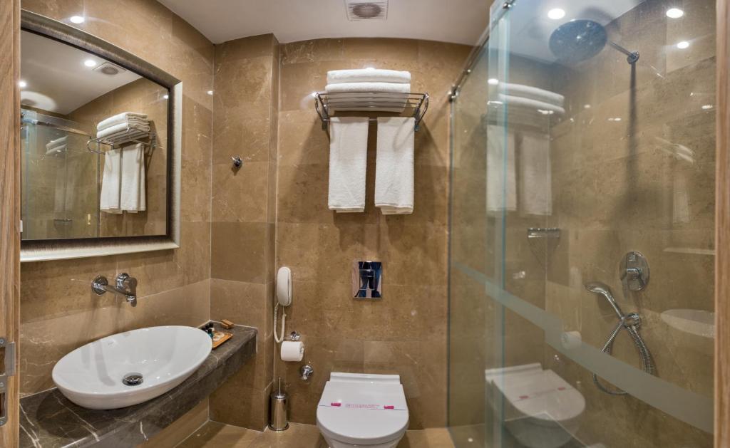 Aybar hotel stanbul viamichelin informatie en online for Aybar hotel