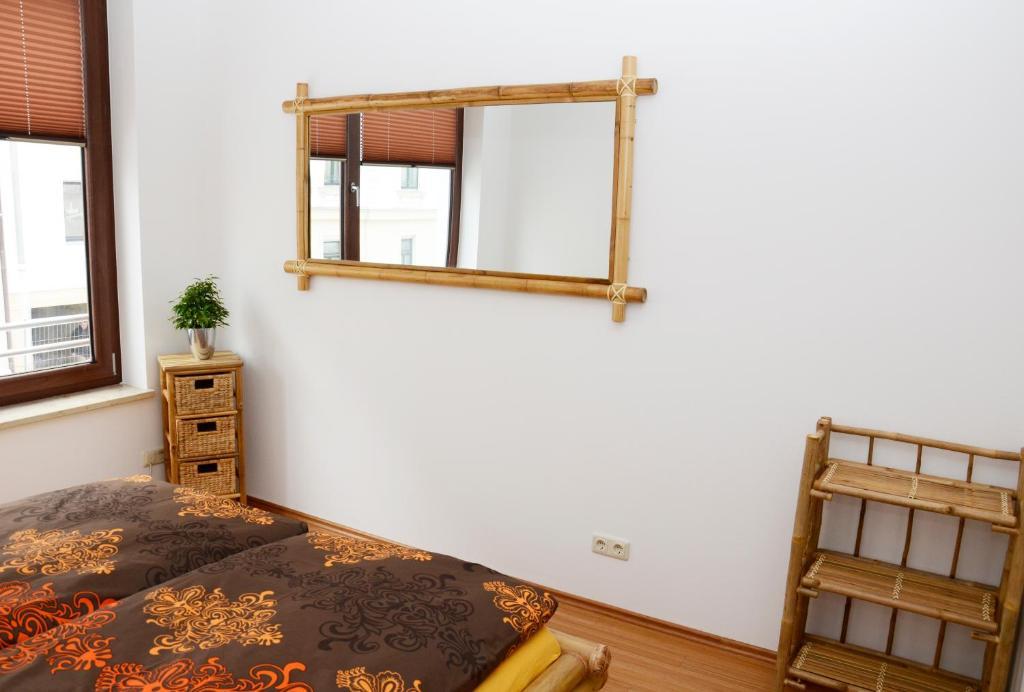 wohnung bambus ferienh user leipzig. Black Bedroom Furniture Sets. Home Design Ideas