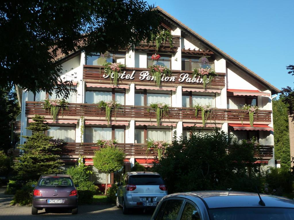 Hotel Sabine Bad Bevensen