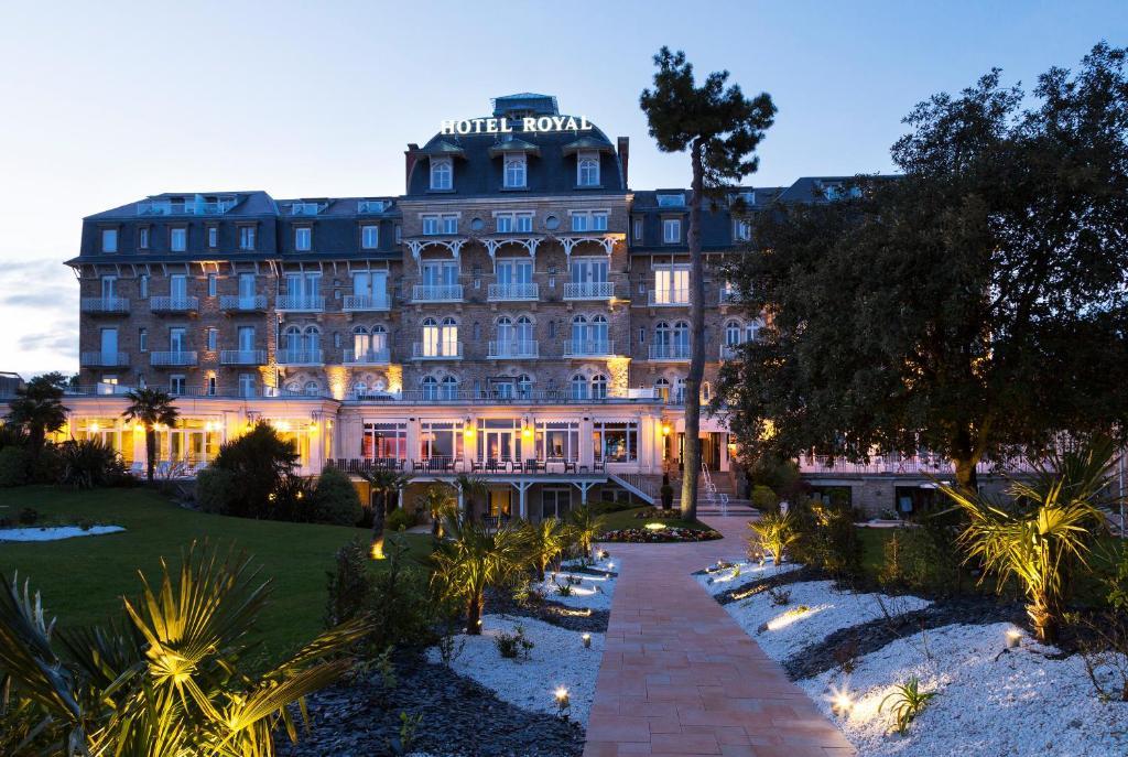 H tel barri re le royal la baule la baule escoublac for Hotels barriere