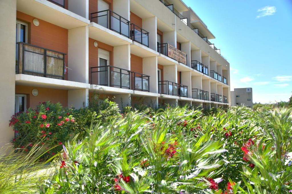 Appart 39 h tel avignon campus del sol r sidences de for Appart hotel avignon