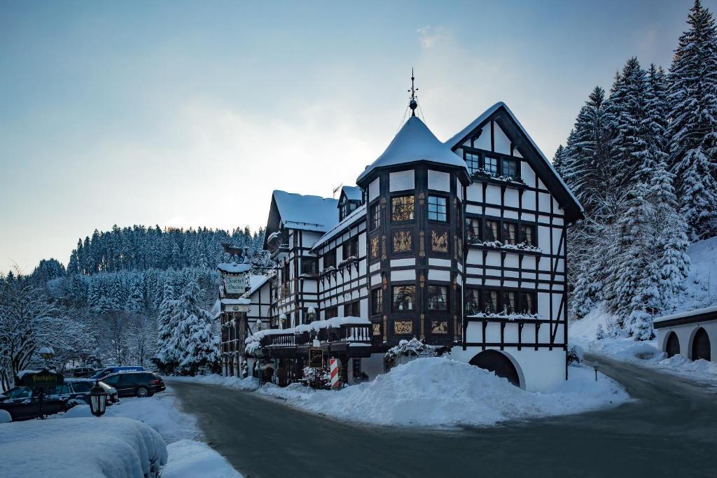 Hotel Relais Chateaux Jagdhof Glashutte Bad Laasphe