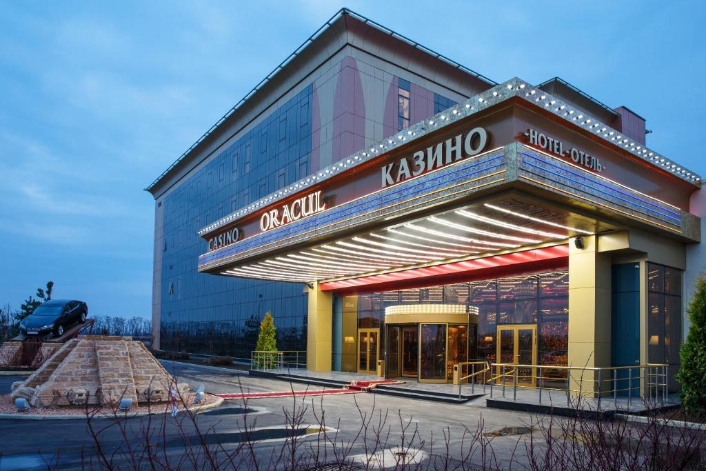 Отель Оракул
