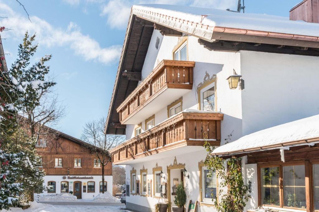 Hotel Metzgerwirt Bad Bayersoien