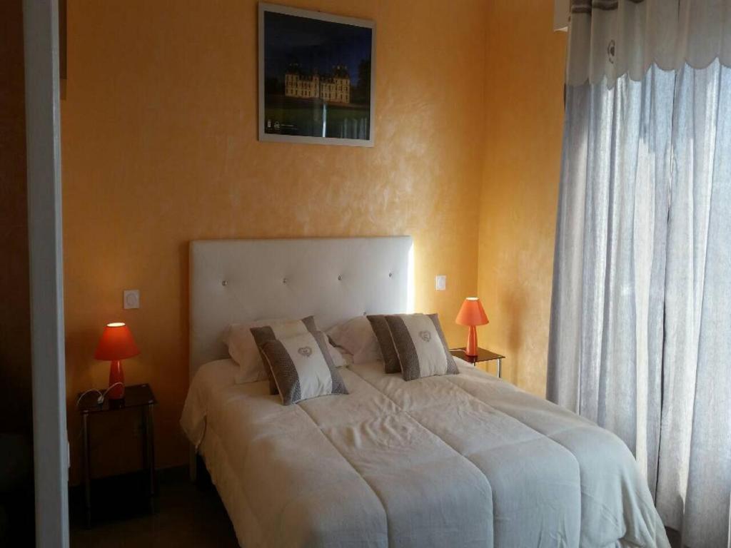 Appartement le gency locations de vacances blois for Chambre des metiers blois