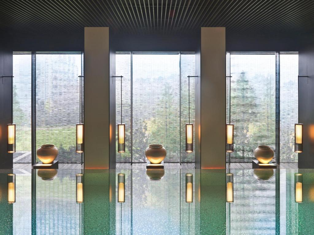 The Puli Hotel And Spa Shanghai