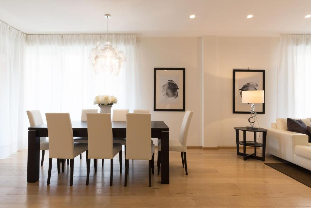 Design apartment verona r servation gratuite sur viamichelin for Designhotel verona