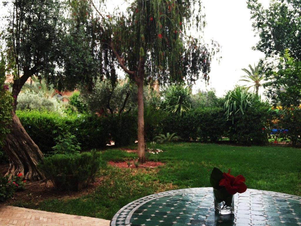 Rez de jardin palmeraie 2 marrakech informationen und for Rez de jardin