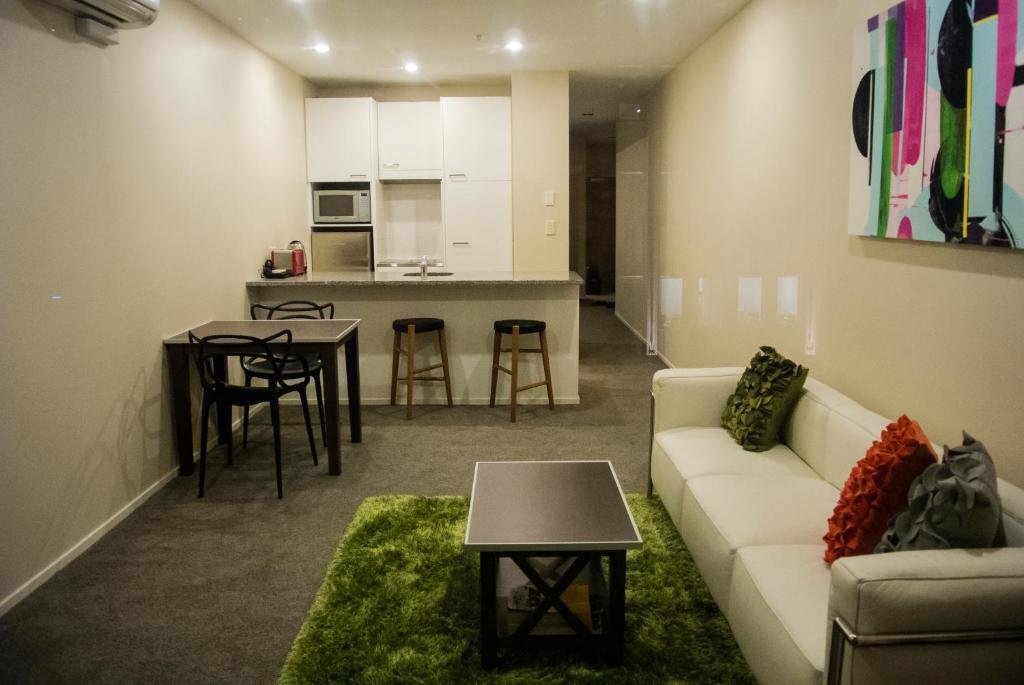 Apartamento in Portland Tower, Apartamento Auckland