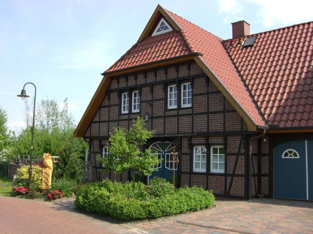 chambres d 39 h tes the cosy home chambres d 39 h tes hodenhagen. Black Bedroom Furniture Sets. Home Design Ideas