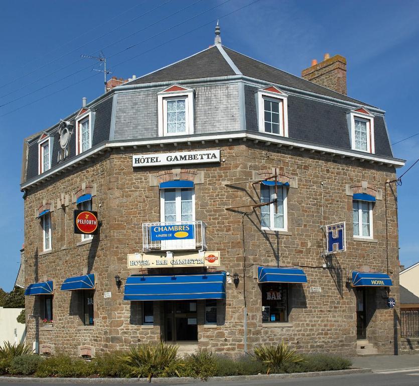 Hotel Gambetta Saint Malo