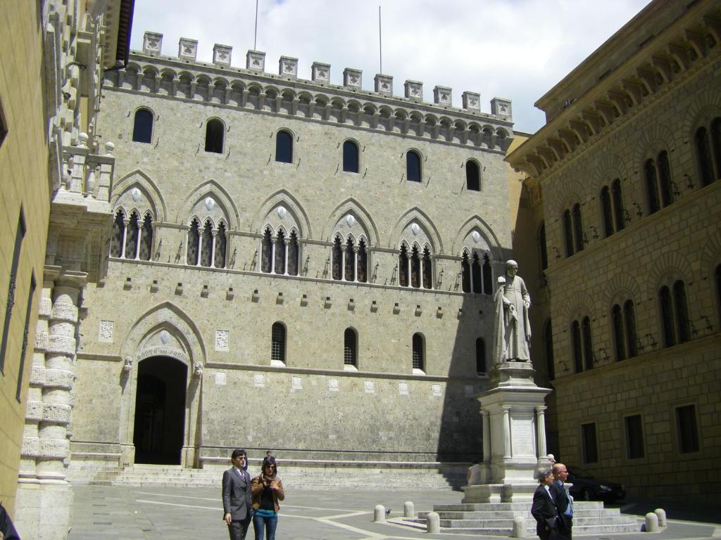 Hotel Cannon D Oro Siena