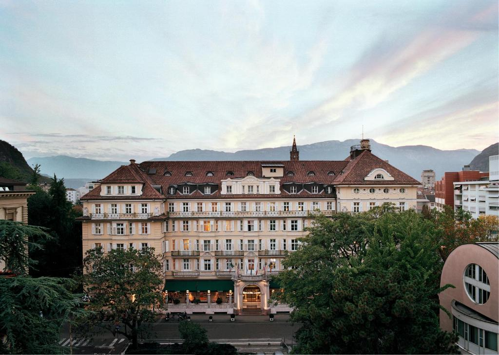 Hotel Laurin Italien