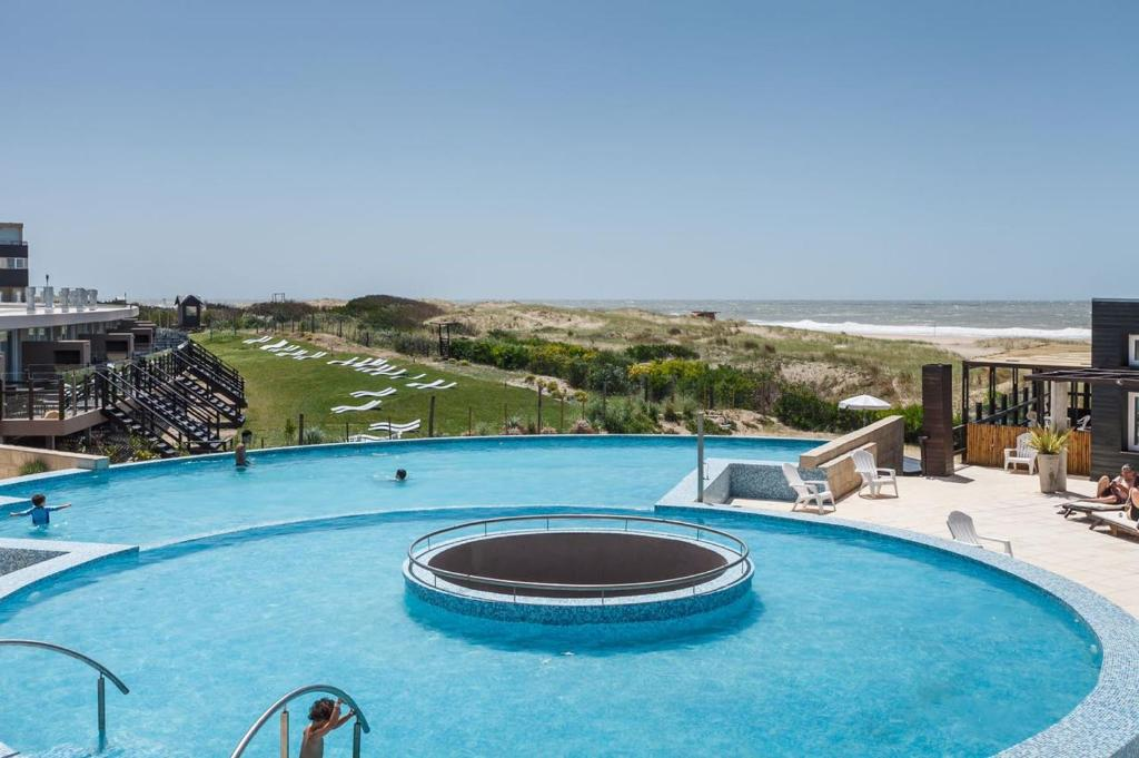 Aparthotel lindabay argentina mar de las pampas for Le marde hotel
