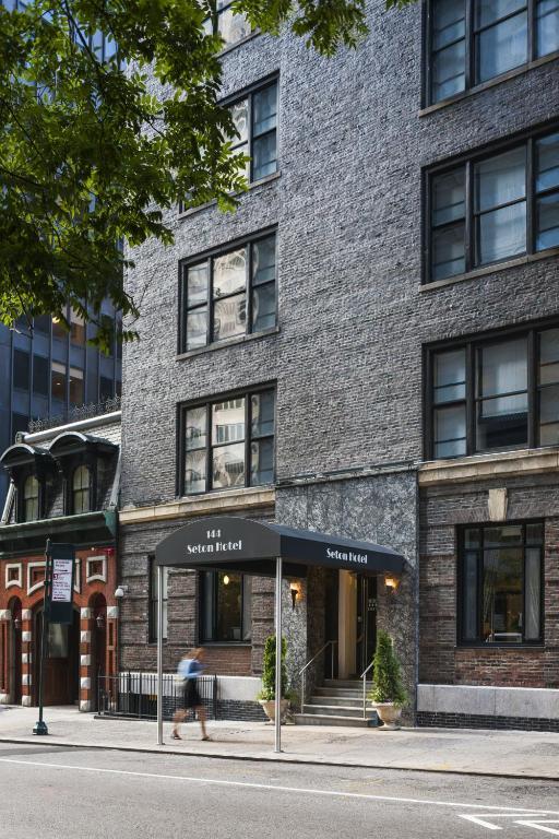 Seton Hotel New York Avis