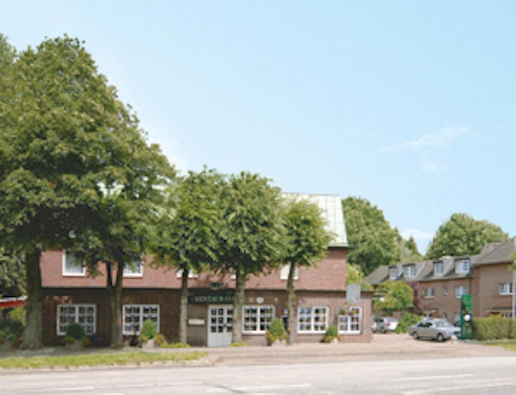 Hotel Restaurant Zum Zeppelin Hamburg