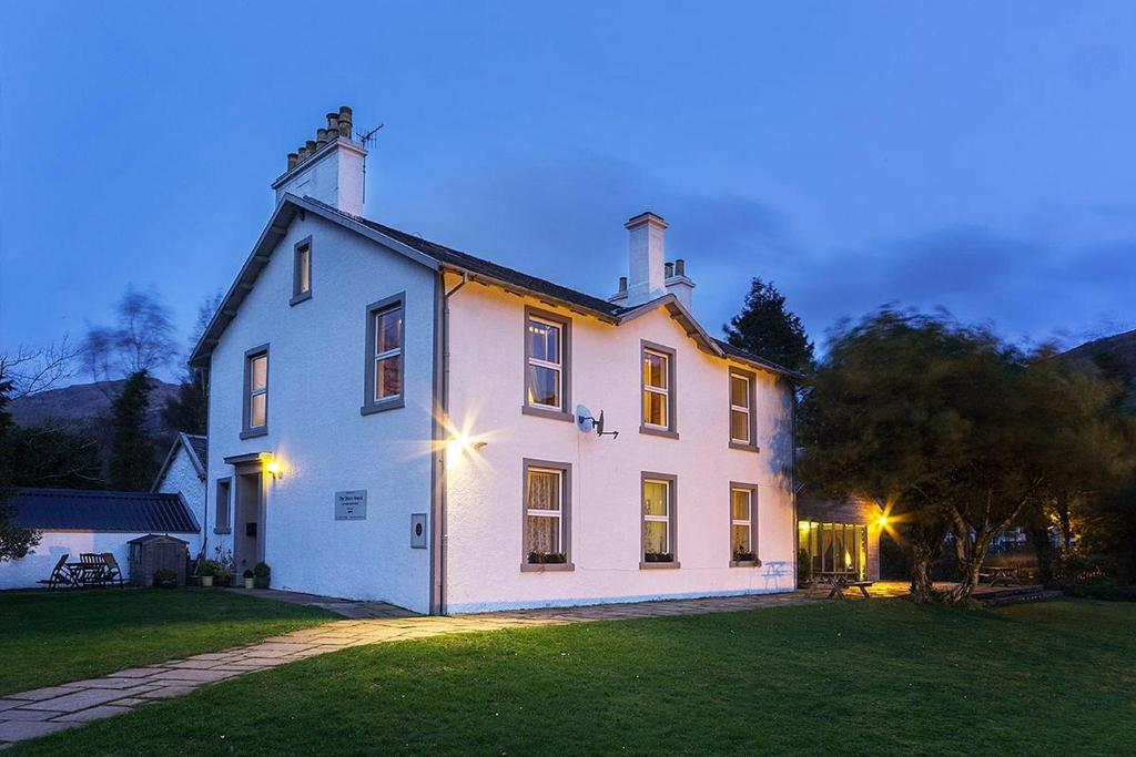 Lochgoilhead Hotel Menu