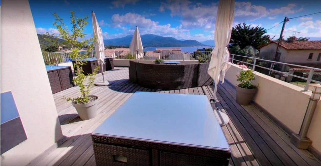 Casa murina h tel ecologique de charme r servation for Reservation hotel de charme