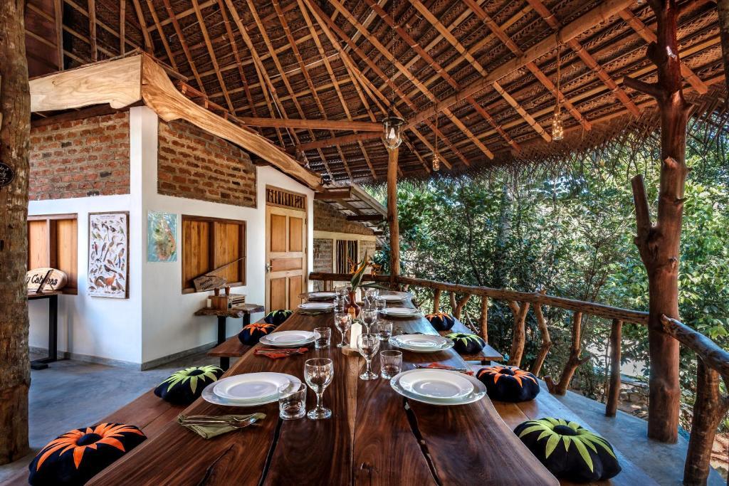 Manthally cabanas ambalangoda prenotazione on line for Piani di progettazione cabana