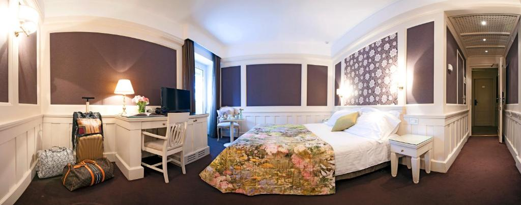 Europa hotel design spa 1877 rapallo online booking for Design hotels europa