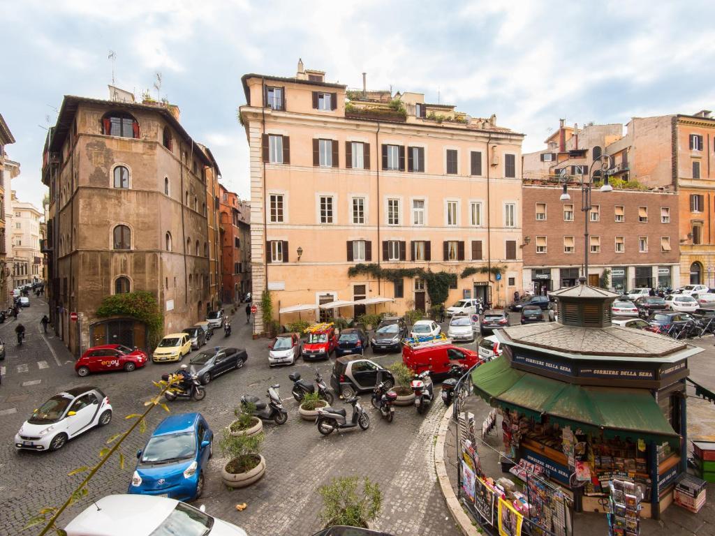 Hotel Dei Fiori Roma.Rsh Campo De Fiori Apartments Roma Atnaujintos 2019 M Kainos