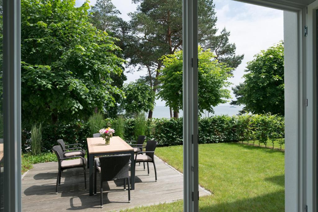 Apartamentos villa seeblick binz casas de vacaciones binz - Villa seeblick binz ...