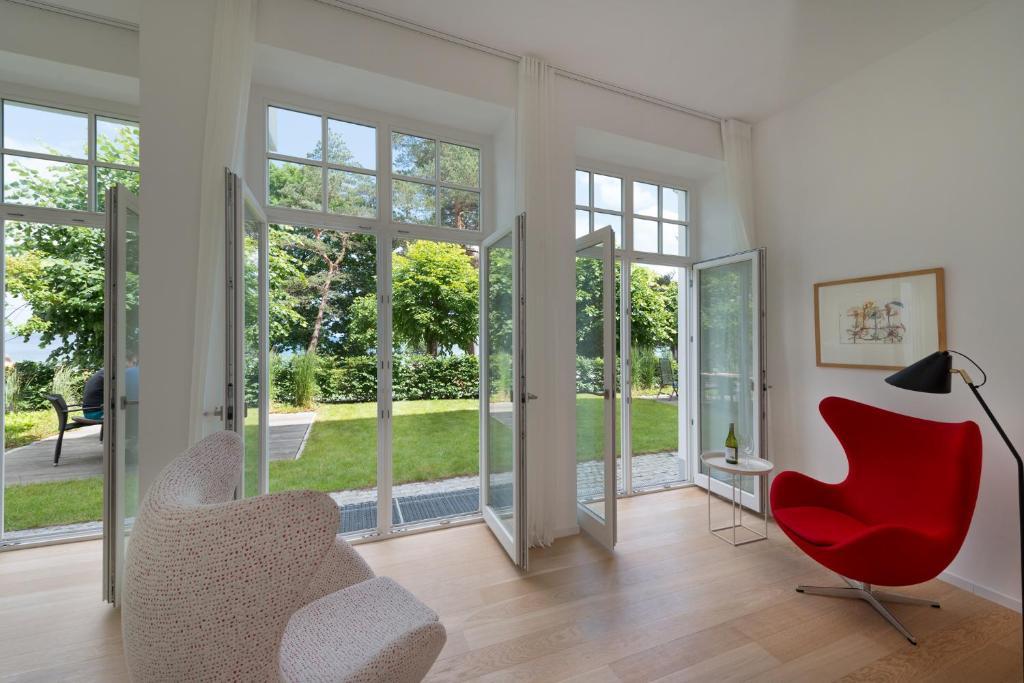 Wohnungen villa seeblick binz wohnungen in binz germany for Villa seeblick binz