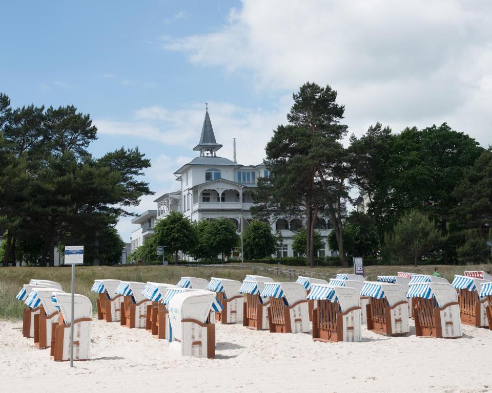 Apartamentos villa seeblick binz casas de vacaciones binz for Villa seeblick binz