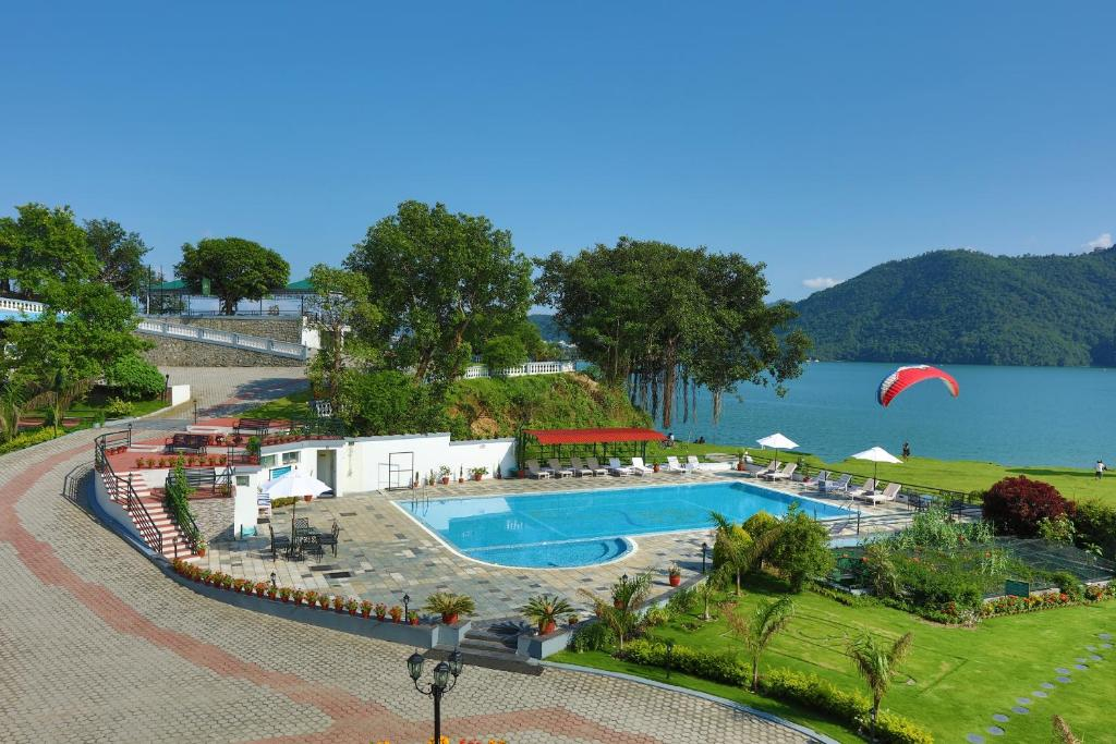 Waterfront Resort By Kgh Hotels And Resorts Pokhara Book Your Hotel With Viamichelin