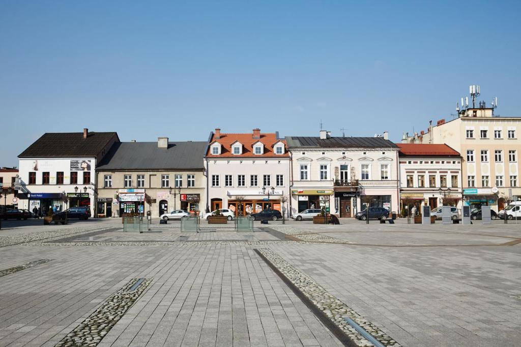 Apartament Old Town Jaworzno Online Booking Viamichelin