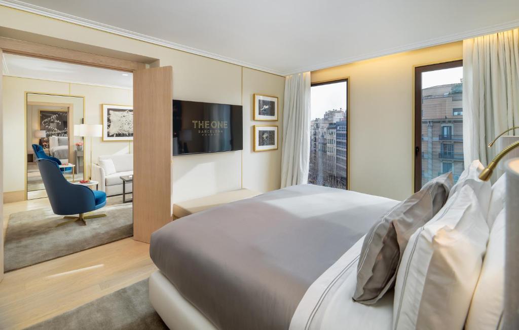 Hotéis luxuosos de Barcelona
