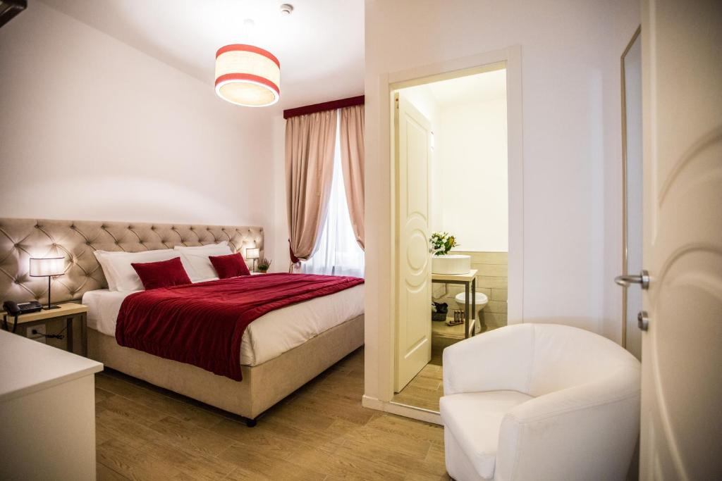 Chambres d 39 h tes chic town luxury rooms chambres d for Chambre hote design rome