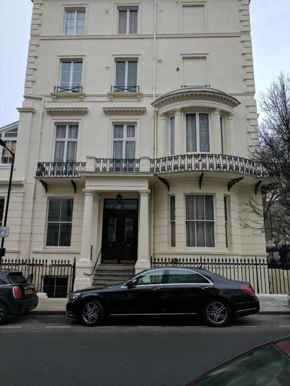 Apartments close to hyde park london online booking for 100 102 westbourne terrace paddington london england w2 6qe
