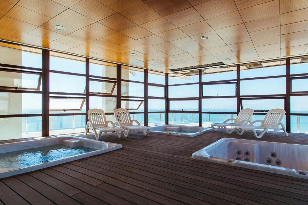 Apartamentos departamentos jard n del mar de lujo casas for Apart hotel jardin del mar la serena