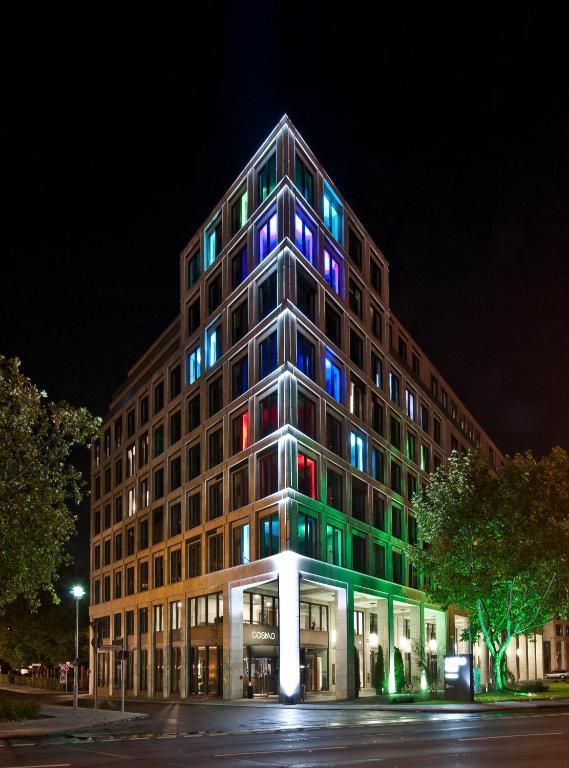 cosmo hotel berlin mitte berlino prenotazione on line viamichelin. Black Bedroom Furniture Sets. Home Design Ideas