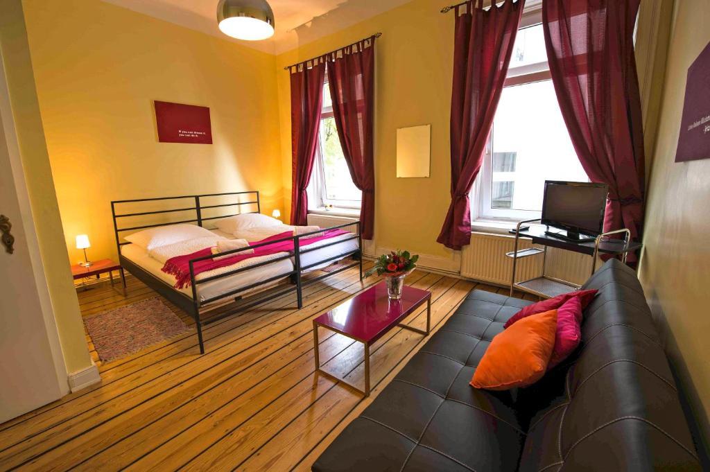 Hotel Commodore Hamburg St Pauli