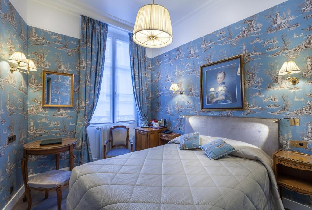 Grand h tel de l 39 univers saint germain paris for Hotels 75006