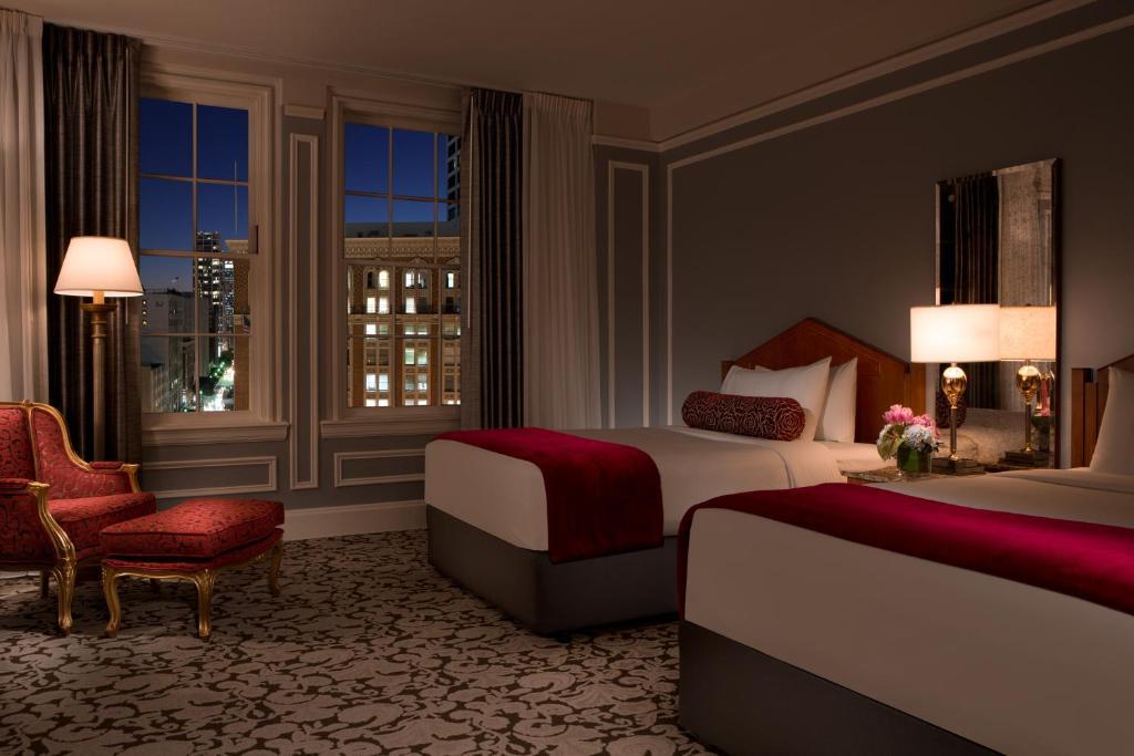 Millennium Biltmore Los Angeles Los Angeles Book Your Hotel With Viamichelin