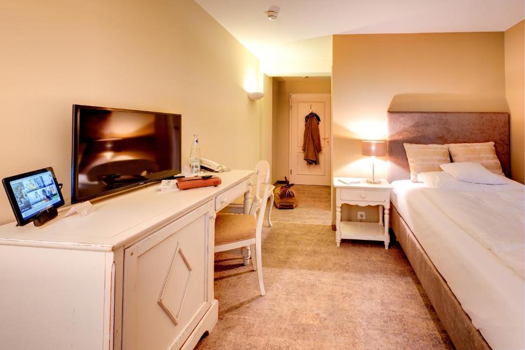 Romantik hotel am br hl quedlinburg viamichelin for Design hotel quedlinburg