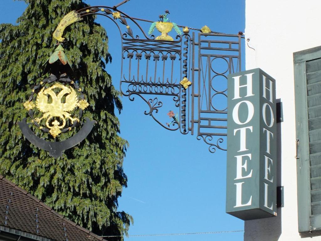 Hotel Adler Garni Bauma
