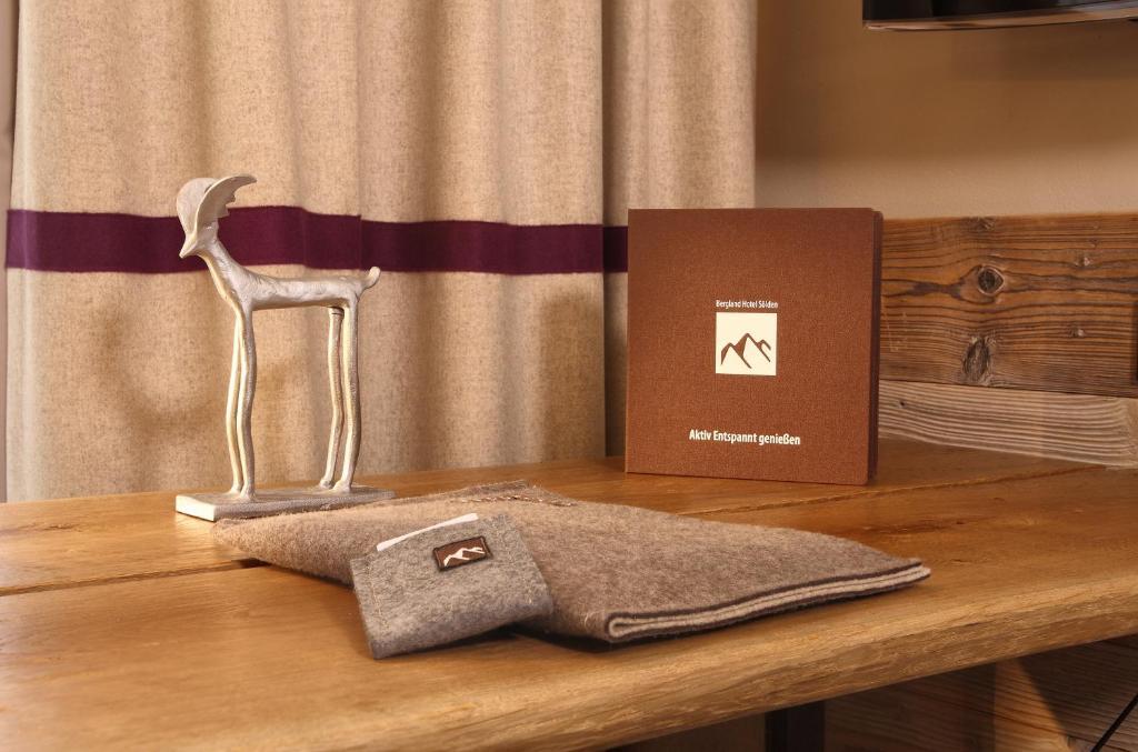 Bergland design und wellnesshotel s lden viamichelin for Design wellnesshotel
