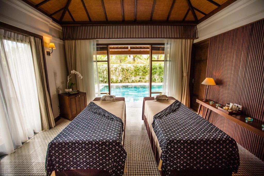 Biệt Thự Có Hồ Bơi Riêng (Bao Gồm Spa)