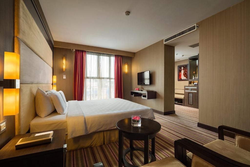 Phòng Premier Executive đôi hoặc đôi 2 giường đơn