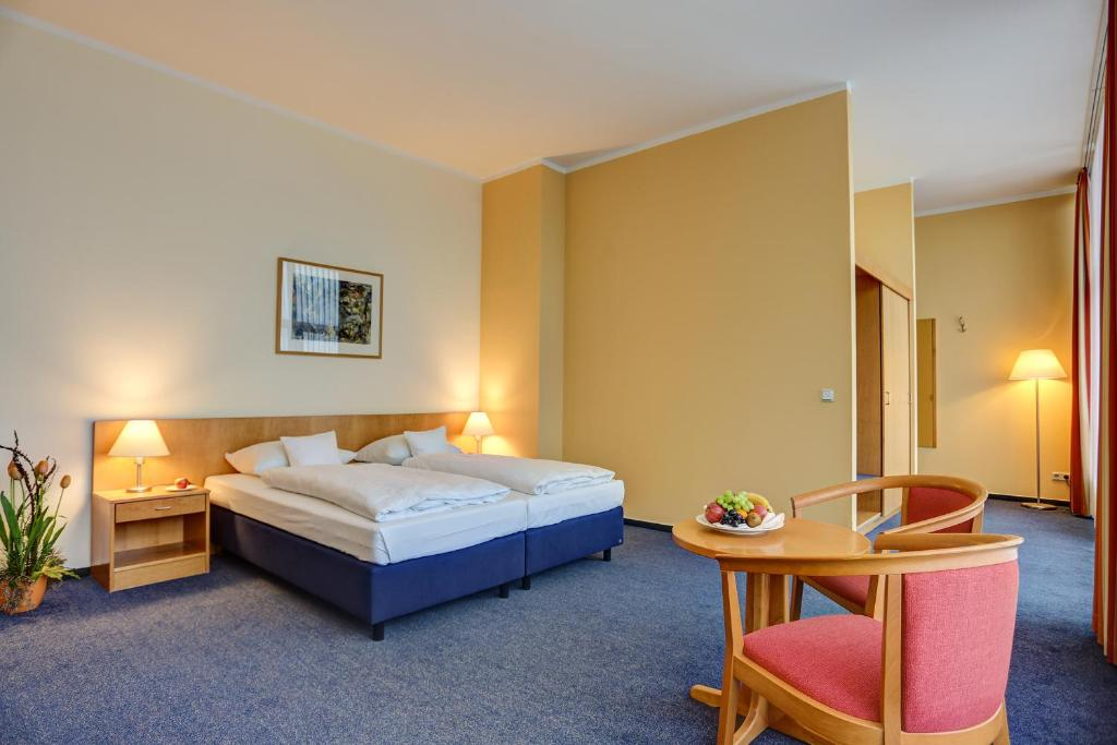 Hotel Berlin Buschkrugallee