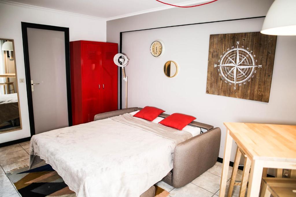 Appartement studio biarritz grande plage appartement biarritz for Abritel biarritz studio