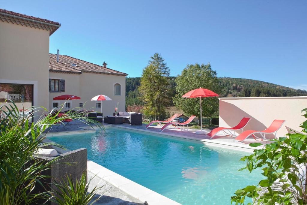 Hotel Piscine Puy En Velay