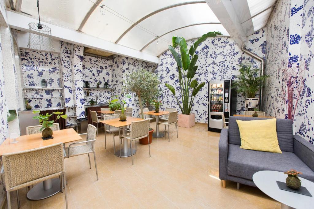 Jard n bot nico hotel boutique r servation gratuite sur for Hotel jardin botanico