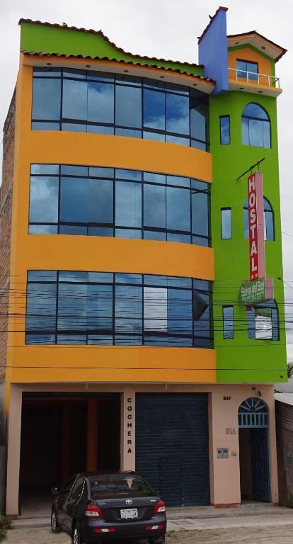 Hostal selva del sol rioja book your hotel with for Hostal cerca puerta del sol