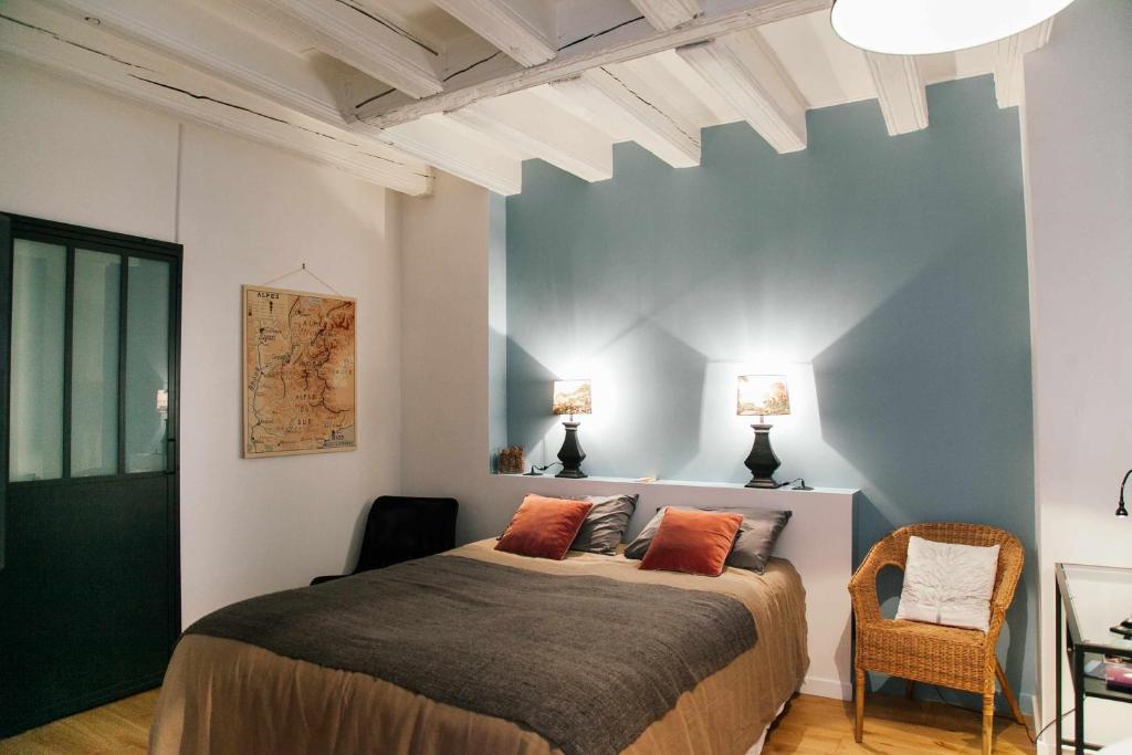 Appartement studio vieux lyon avec parking appartement - Appartement vieux lyon ...