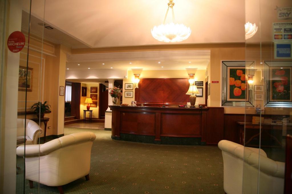Hotel alba r servation gratuite sur viamichelin for Alba cuisine italienne